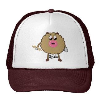 Bisale Pc-Drawn Version Trucker Hat