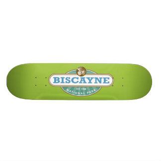 Biscayne National Park 18.1 Cm Old School Skateboard Deck
