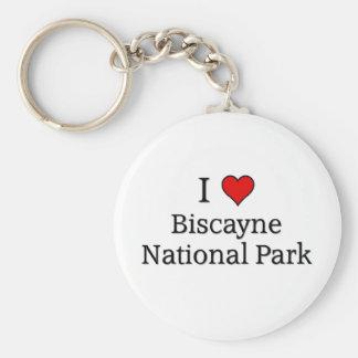 Biscayne national park key ring