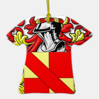Bischel Coat of Arms Ornaments