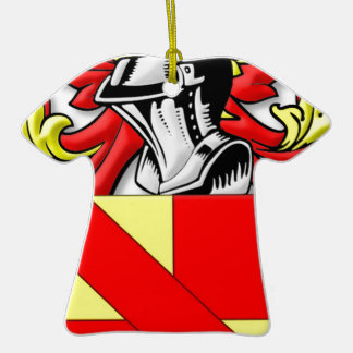 Bischel Coat of Arms Christmas Ornament