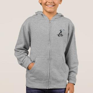 Biscione nerazzurro (pocket) hoodie