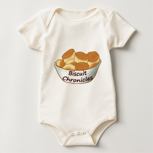 Biscuit Chronicles Baby Bodysuit
