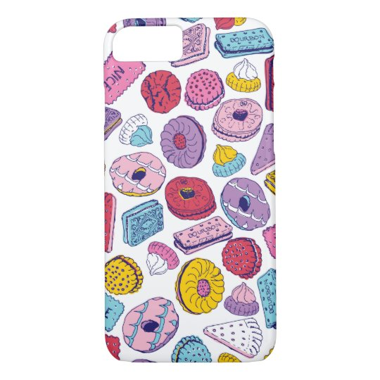 Biscuit Crazy phone case