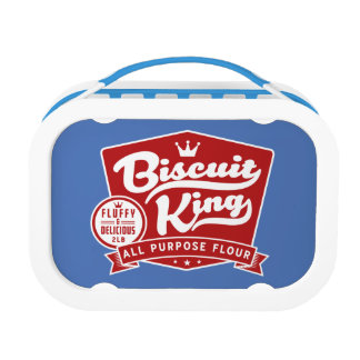 Biscuit King Lunch Box