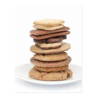 biscuit tower postcard