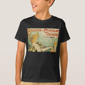 Biscuits and Chocolat Delacre T-Shirt