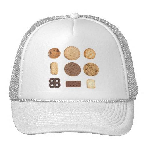 biscuits trucker hat