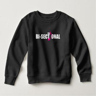 Bisectional Toddler Dark Sweatshirt