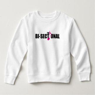 Bisectional Toddler Sweatshirt