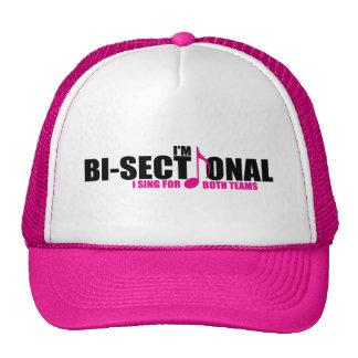 Bisectional Trucker Hat