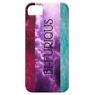 Bisexual bi-furious phone case