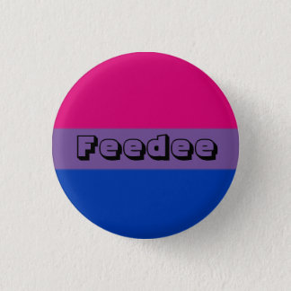 Bisexual Feedee Pin