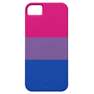 Bisexual flag barely there iPhone 5 case