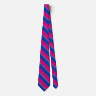 Bisexual flag tie