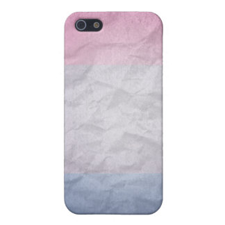 BISEXUAL PRIDE 3D COLORS CASE FOR iPhone 5/5S