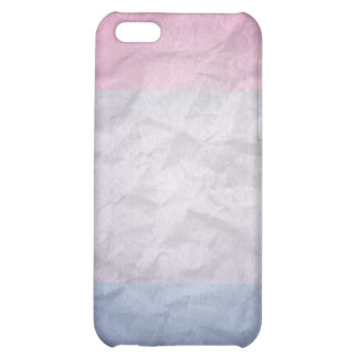 BISEXUAL PRIDE 3D COLORS COVER FOR iPhone 5C