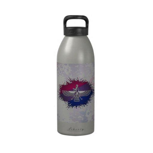 Bisexual Pride Faravaharv Drinking Bottle