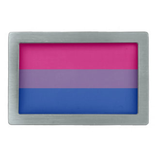 Bisexual Pride Flag Belt Buckle