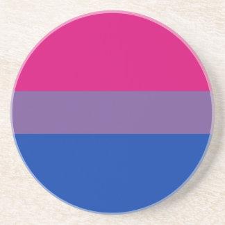 Bisexual Pride Flag Coaster