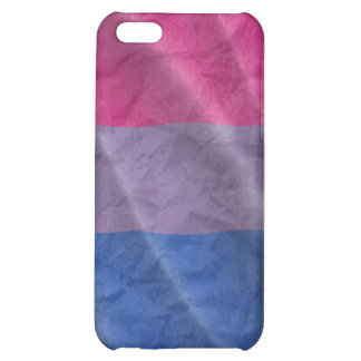 BISEXUAL PRIDE FLAG WAVY DESIGN COVER FOR iPhone 5C