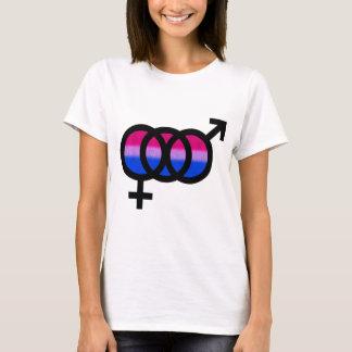 Bisexual Symbol T-Shirt