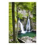 Bish Bash Falls in Bish Bash Falls State Park Photograph