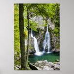 Bish Bash Falls in Bish Bash Falls State Park Print
