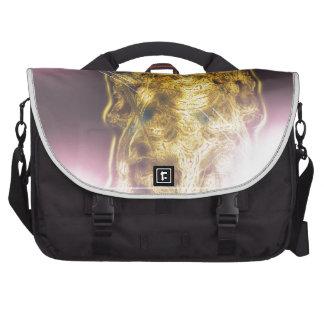 Bishamon heaven laptop messenger bag