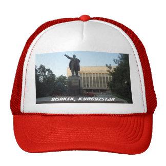 Bishkek, Kyrgyzstan Soviet Lenin Statue Cap