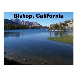 Bishop California Post Card