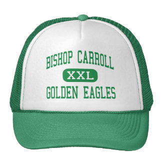 Bishop Carroll - Golden Eagles - Wichita Cap
