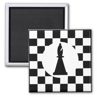 Bishop Chess Piece - Magnet - Chess Party Favors