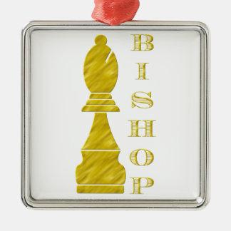 Bishop Christmas Ornament