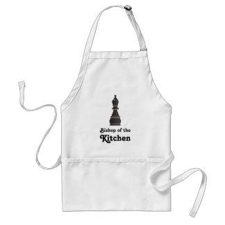 Bishop of the kitchen standard apron