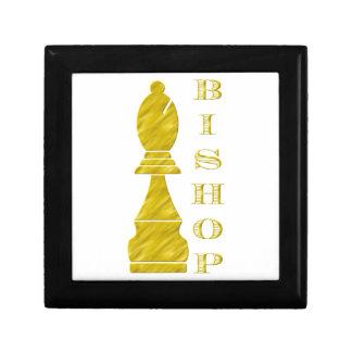 Bishop Small Square Gift Box