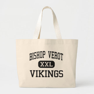 Bishop Verot - Vikings - High - Fort Myers Florida Canvas Bags
