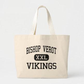 Bishop Verot - Vikings - High - Fort Myers Florida Jumbo Tote Bag
