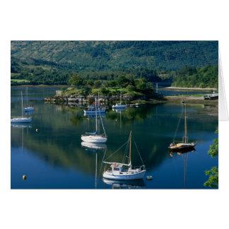 Bishops Bay, Loch Leven, Ballachullish, Card