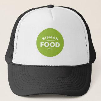 BisMan Food co-op apparel Trucker Hat