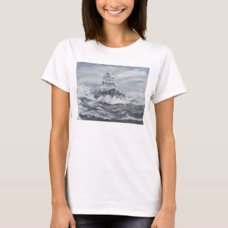 Bismarck off Greenland coast 1900hrs 23rdMay T-Shirt