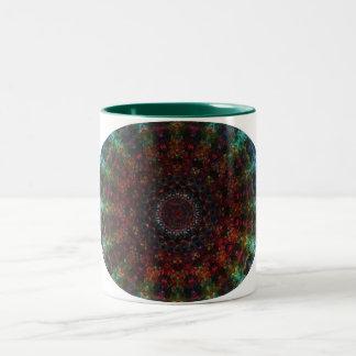 Bismuth Mandala Mug