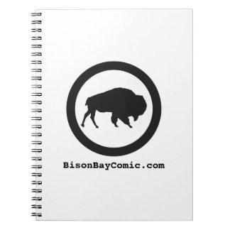 Bison Bay Steno Pad Notebook