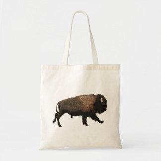 Bison Budget Tote Bag