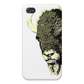 Bison / Buffalo iPhone 4/4S Cover