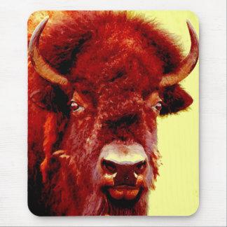 Bison Buffalo Mouse Pad