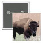 Bison / Buffalo Pin