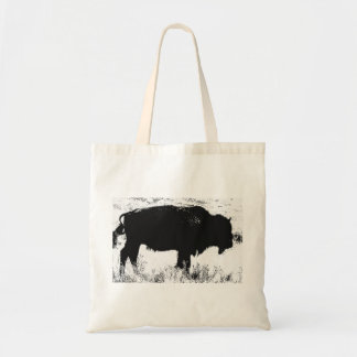 Bison - Buffalo Tote Bag