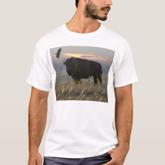 Bison & Eagle T-Shirt