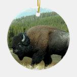 Bison  Ornament